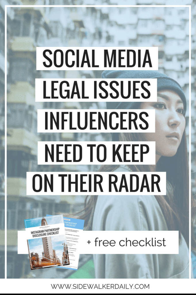 Social Media Legal Issues To Keep On Your Radar